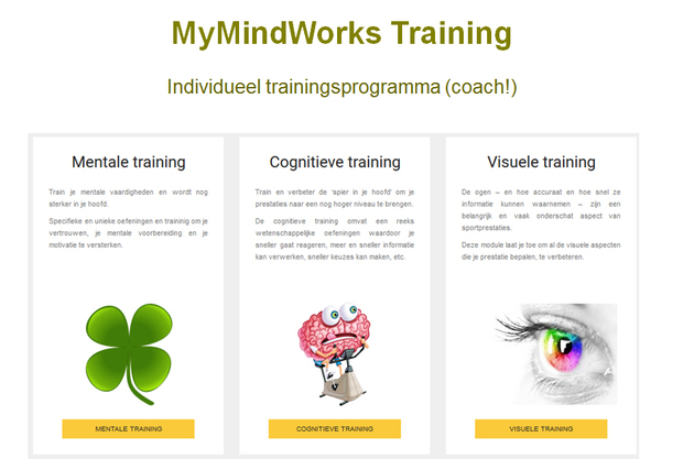 MyMindWorks training